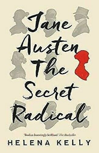 Jane Austen, The Secret Radical Reliure Helena