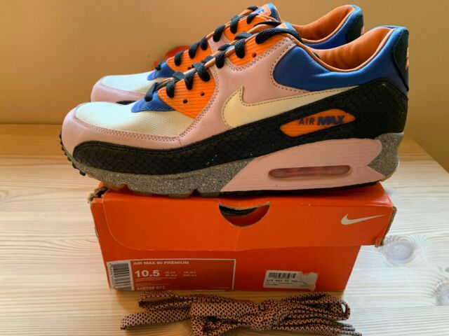 anunciar empleo bostezando  Nike Air Max 90 KOTM King of The Mountain UK Size 8.5 EU 43 RARE QS TZ  Mowabb 93 for sale | eBay