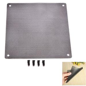 NEW-Cuttable-Computer-Mest-140mm-PC-Fan-Dust-Filter-Dustproof-Anti-Dust-Case