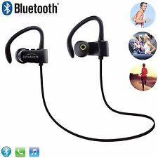 Hi-Fi Stereo Bluetooth 4.1 Headset Earphone for smart CellPhone Laptop PC Tablet