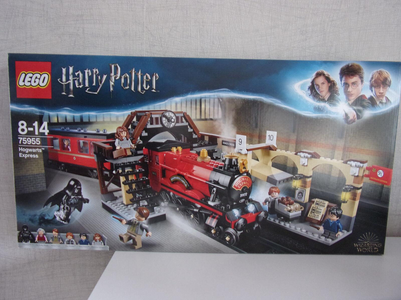 Lego Harry Potter 75955 Hogwarts Express-nuevo & OVP