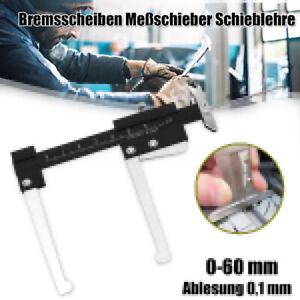 Profi-Bremsscheiben-Messschieber-Schieblehre-Profilstaerke-Messgeraet-Messwerkzeug