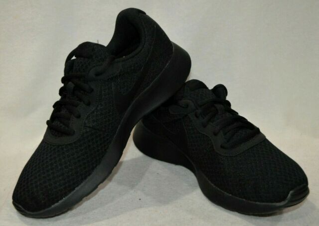 newest 0ebcc 88a39 Nike Tanjun Black Anthracite Men s Running Shoes - Assorted Sizes NWB  812654-001