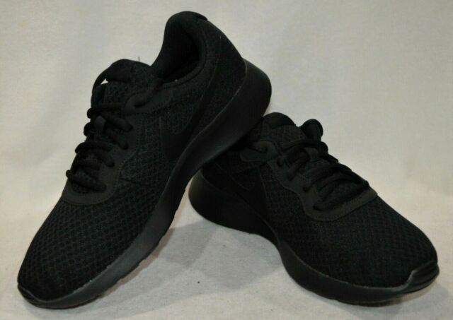 701e0d5d332b1 Nike Tanjun Black Anthracite Men s Running Shoes - Assorted Sizes NWB 812654 -001