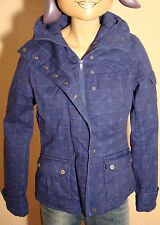 SUBLEVEL Damen Jacke Gr: S # D7214 Blue