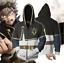 Black Clover Rod Yuno Cosplay Costume 3D Cartoon Hooded Sweatshirts Outerwear
