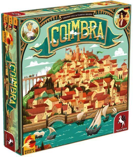 Coimbra - strategie - spiel