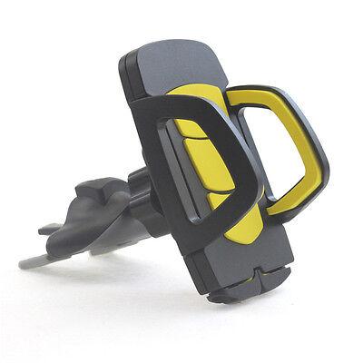 Universal Car SUV CD Slot Mobile Phone GPS Sat Nav Stand Holder Mount Cradle