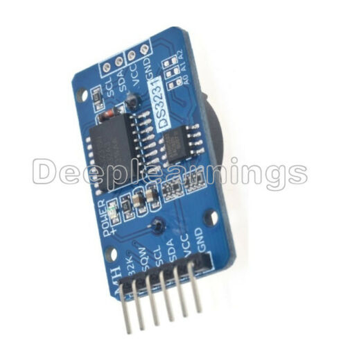 Arduino DS3231 ZS042 AT24C32 IIC Module Precision RTC Real time Clock Memory