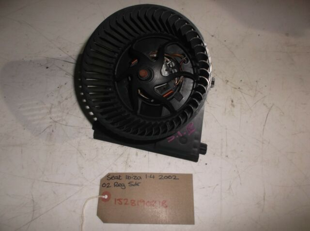 Seat Ibiza 1.4 5dr 2002 02 Reg Blower Motor 1J2819021 B