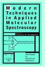 Modern Techniques in Applied Molecular Spectroscopy by John Wiley and Sons Ltd (Hardback, 1998)