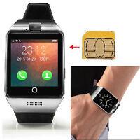 Bluetooth Wrist Smart Watch Phone For Samsung Galaxy S6 S7 Edge Note 5 4 3 LG G5