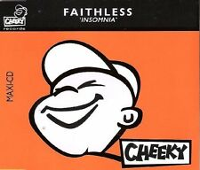 Faithless Insomnia (1995, #4724402) [Maxi-CD]