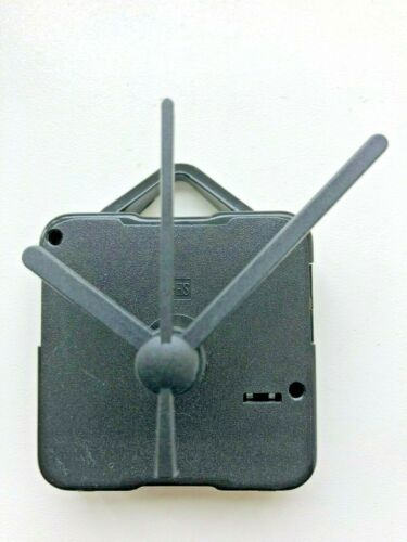 Mouvement mécanique-NOIR Quartz Tic-Tac mains-Aa À Piles-mécanisme UK