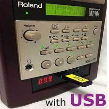 MT-90S-USB Roland Flash Drive Midi Music Player Sequencer + Tune1000 Files 1116
