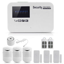 APP Remote Control Wireless GSM Alarm Home House Security System IOS Android