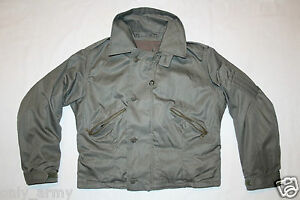 British RAF Jacket Cold Weather Flight Jacket Ballyclare Aircrew ...