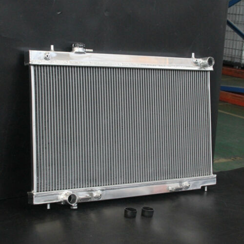 Aluminum Radiator For Nissan 350Z Enthusiast Grand Touring Performance V6 03-06