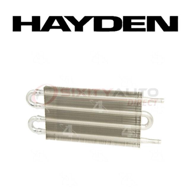 Hayden Oil Cooler For 2007-2012 Acura RDX 2.3L L4