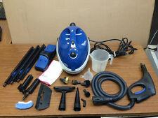 Scunci Prosteam Canister Steamer 1500 Watt Wash Hot Steam Cleaner Sanitizer