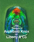 The Designs of Archibald Knox for Liberty & Co. by Adrian J. Tilbrook (Paperback, 1995)