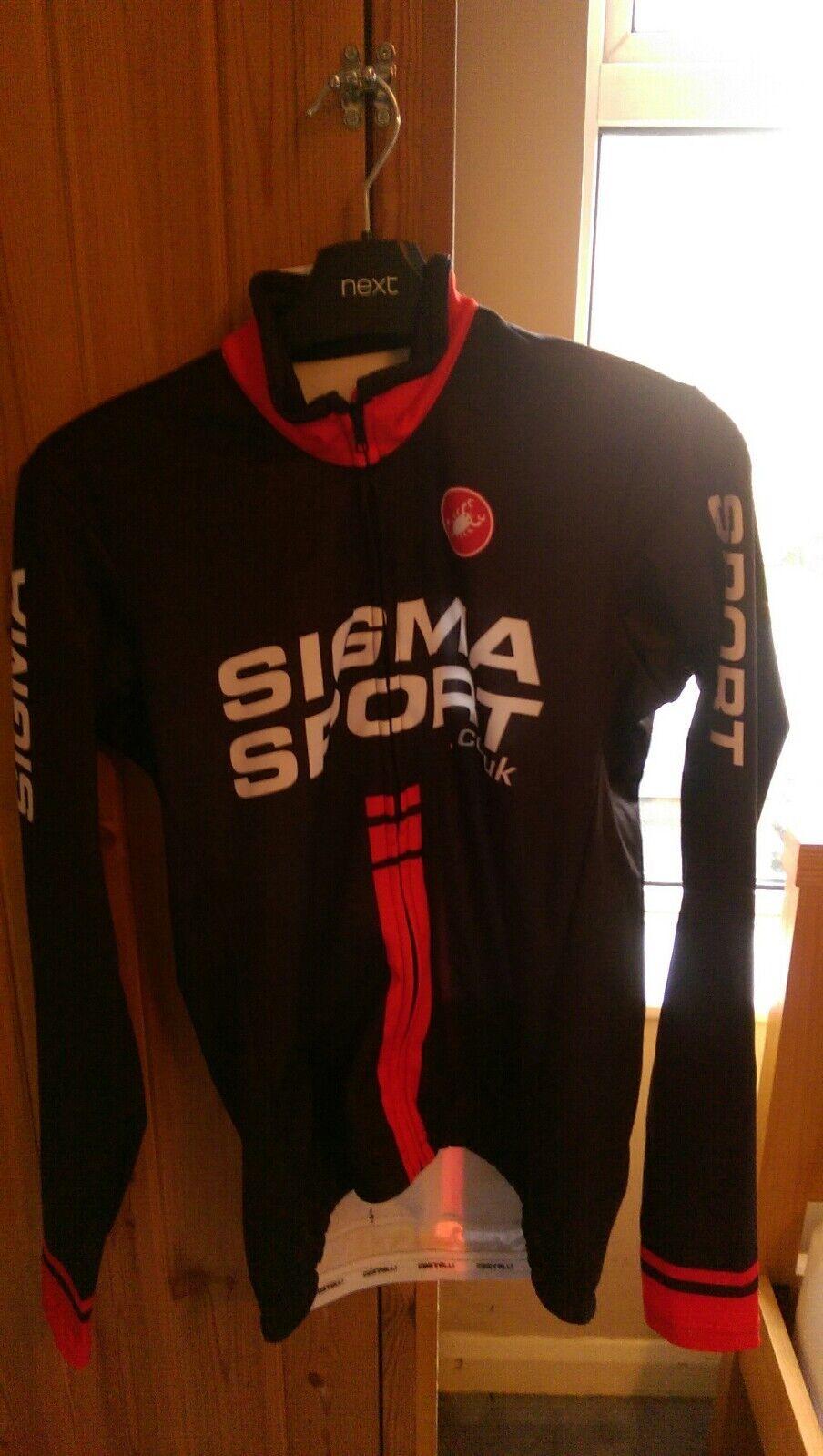 Castelli Sigma Sport Thermal Long Sleeve Jersey