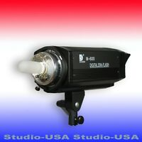 Professional Bowens Type 400w Studio Mono Strobe Light
