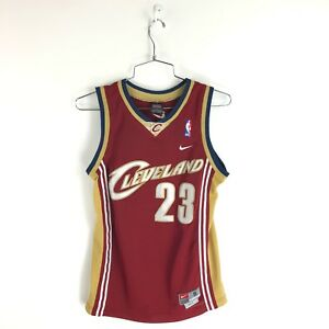 Image is loading NIKE-Cleveland-Cavaliers-Cavs-23-LEBRON-JAMES-Jersey- 387120ce6