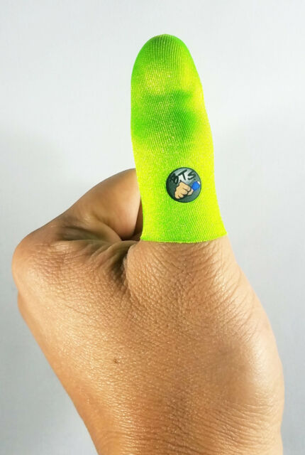 Bowling Thumb Sock 2 pack - Never use bowling tape again! Money saver!