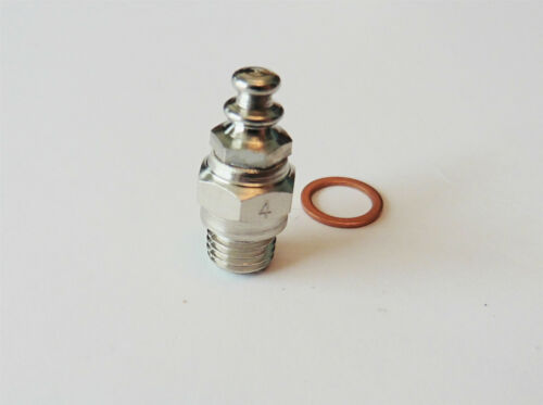 The Migliore Qualità Enya glow plugs NO /'S 3,4,5,6 4 C /& GAS PROMO REGNO UNITO STOCK