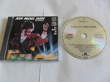 JEAN - MICHEL JARRE - In ConcertHouston/Lyon (CD 1987) WEST GERMANY  Pressing