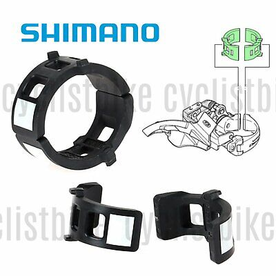 Shimano Clamp Band Adapters 34.9--/> 31.8mm for F Derailleur Mount 1pc New