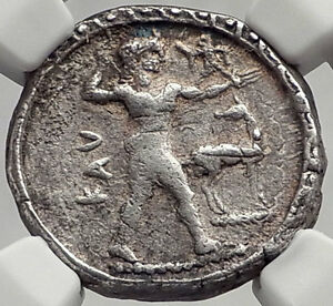 KAULONIA-BRUTTIUM-475BC-Authentic-Ancient-Silver-Greek-Coin-NGC-Certified-i61964