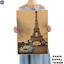 Retro-Kraft-Paper-Poster-Paris-Eiffel-Tower-for-Bar-Cafe-Room-Home-Wall miniature 1