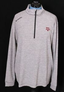 a48430ce2ea Texas A&M Aggies Columbia Golf Omni-Wick Rhythm 1/4 Zip Pullover ...