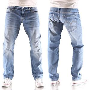 Big-Seven-XXL-Jeans-Morris-ocean-blue-regular-fit-Herren-Hose-Ubergroesse-neu