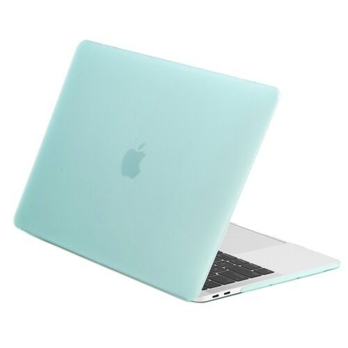 """A1707 With Touch Bar GREEN Matte Case for New MacBook Pro 15/"""" A1990"""