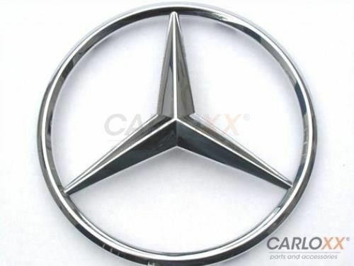 Mercedes-benz Stern Parrilla Refrigerador de la W245 Clase B A2078170016 Deporte