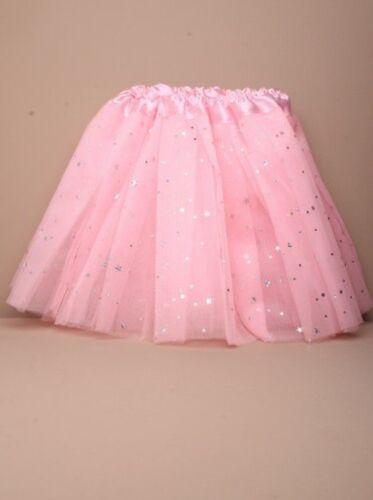 Tutu Skirt Fancy Dress Party Elastic Waist Fairy Halloween Ballet Hen Costume