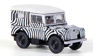 Landrover Landy Safari | BUB | 1:87
