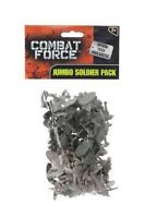 Combat Force Jumbo Soldier Battle Plastic Toy Soldier Packs Kids Children 3349