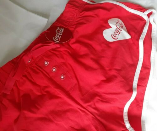 Primark Love To Lounge Coca-Cola Cheeky Sleep Shorts-Official Licensed Product