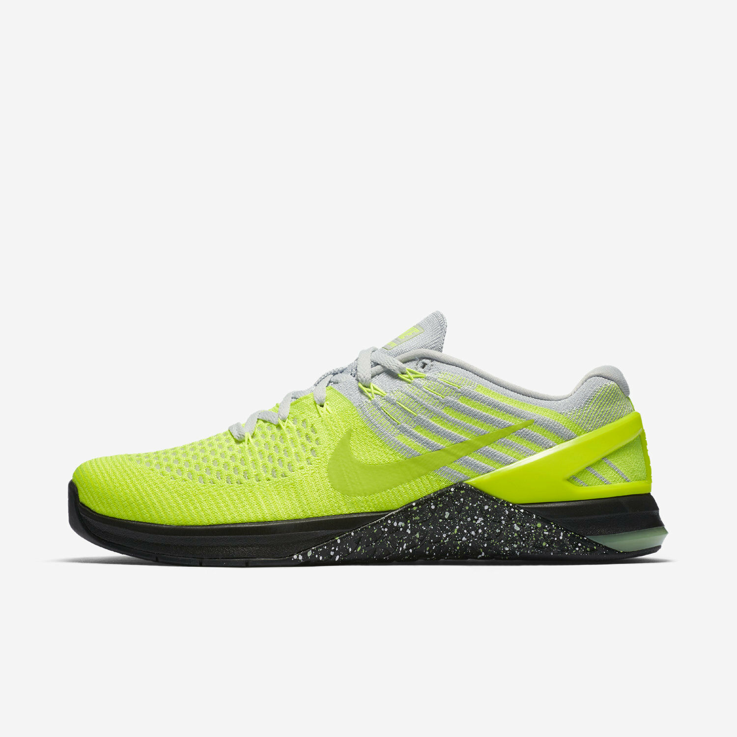 Mens Nike Metcon DSX Flyknit Sz 8.5-14 Volt Ghost Green 852930-701 FREE SHIPPING