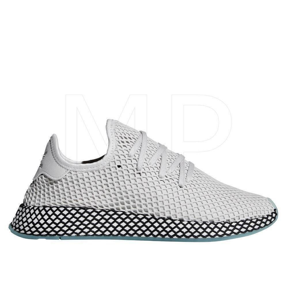 Adidas Deerupt Runner Style B41754 Größe EU47 1 3   UK12   US12,5