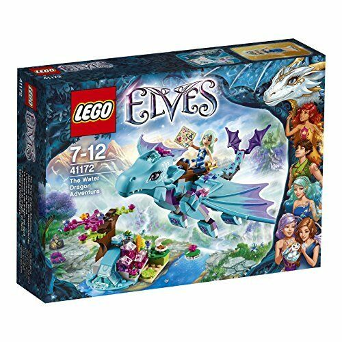 LEGO  elfes 41172  le Water dragon adventure  prix équitables