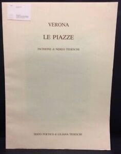 Nereo-Alemanes-Verona-Plaza-de-Hierbas-Aguafuerte-27-100-Veneto-con-Carpeta