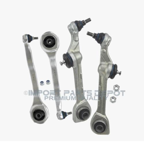 4pcs Front Lower Control Arm Kit Lt /& Rt Mercedes Premium CL S  81//82//63//64