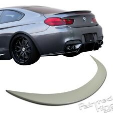 Rear Roof Spoiler Window Wing Fits BMW 6 series 12-on 2dr F12 F13 284R