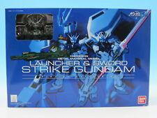 Chogokin Metal material model Launcher & Sword Strike Gundam Bandai