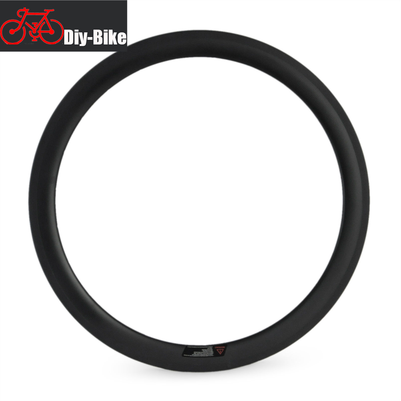 16-32 Holes 50mm Tubular 3K Carbon Rim 700C Carbon Road Bike Bicycle Single Rim